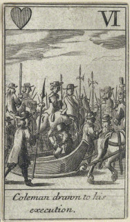 after Francis Barlow, line engraving, 1679