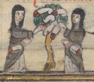 marginalia, Roman de la Rose