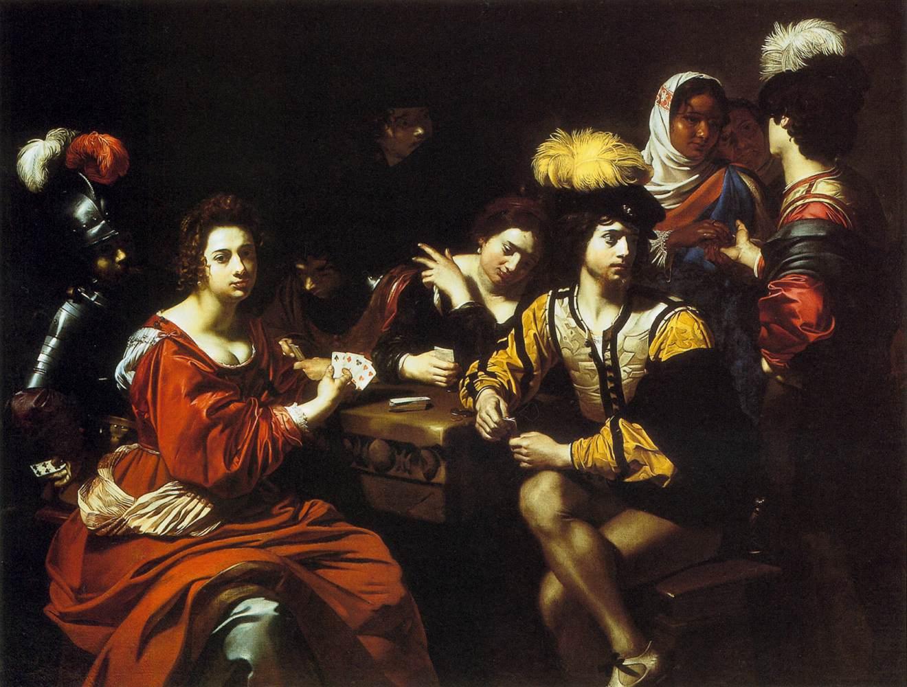 King louis xiv gambling table