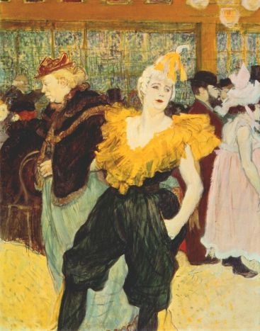 Lautrec_the_clownesse_cha-u-kao_at_the_moulin_rouge_1895