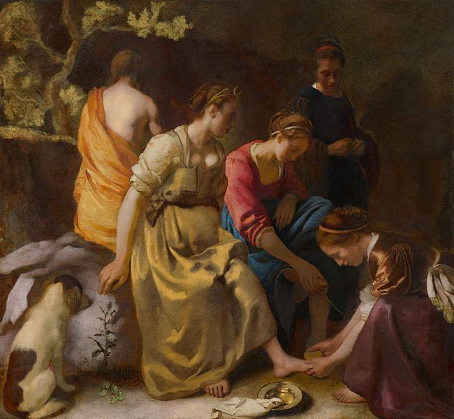 Vermeer_-_Diana_and_Her_Companions