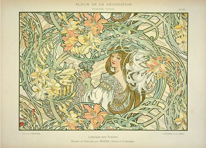 language_of_flowers_by_alphonse_mucha