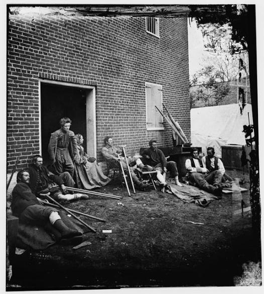 wounded-at-fredericksburg