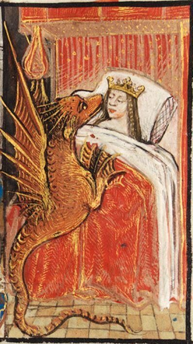 sex with a dragon