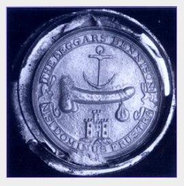 Edinburgh Beggar's seal