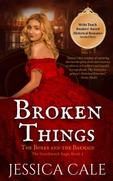 Broken Things Cover New